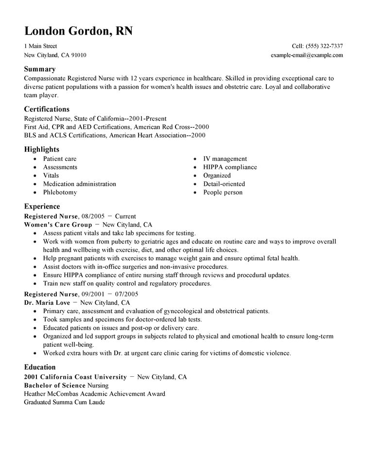 Download Examples Of A Resume | haadyaooverbayresort.com
