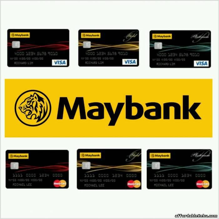 How to Apply for a Maybank Credit Card | Maybank Credit Card ...