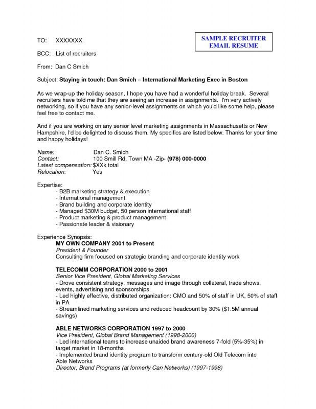 sample email for sending resume email resume samples resume cv