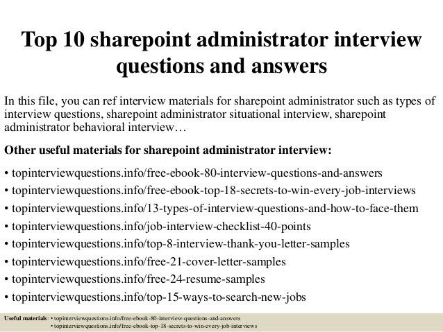 top-10-sharepoint-administrator -interview-questions-and-answers-1-638.jpg?cb=1427425214