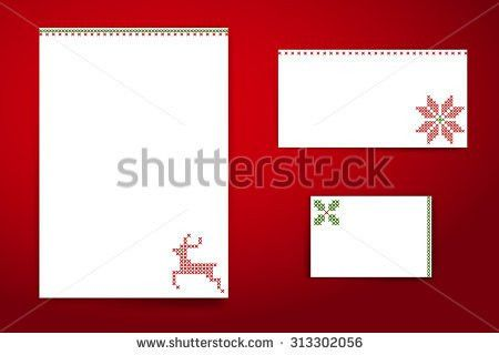 Christmas Letterhead Stock Photos, Royalty-Free Images & Vectors ...