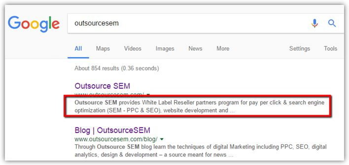 Learn How to Create Meta Tags for Your Website | OutsourceSEM