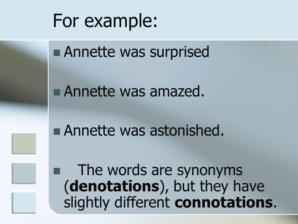 Denotation vs. Connotation - ppt video online download