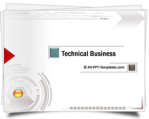 PowerPoint Company Profile Template
