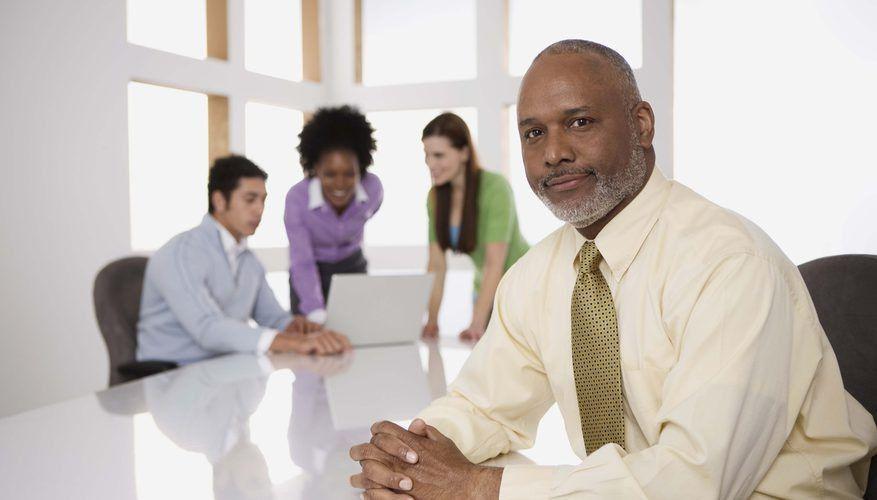 How to Write an Operations Manager Job Description | Bizfluent