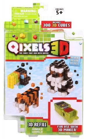 Qixels – Official Site