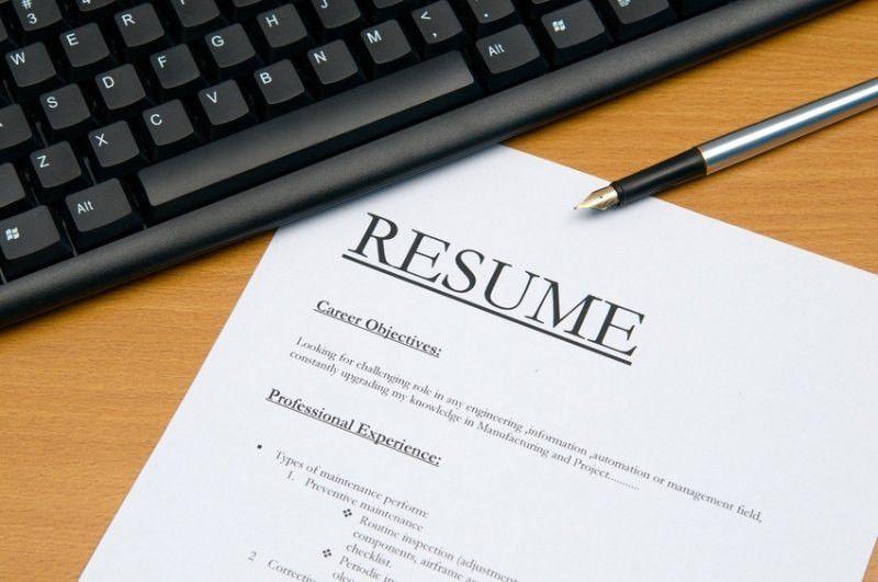 Should you list Interests and Referees on your résumé? | James ...