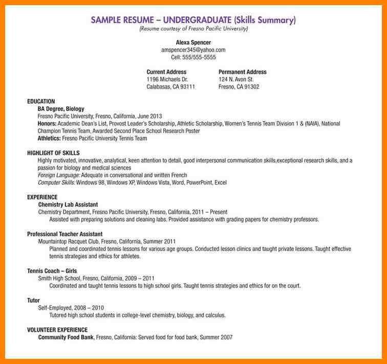 9+ undergraduate cv | portfolio covers
