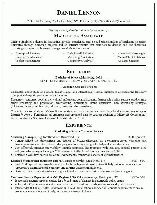 14 Resume Format For Postgraduate Students Resume sample resume ...
