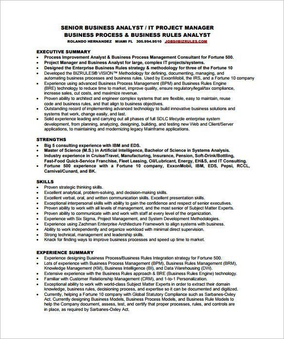 entry level business analyst resumeentry level data analyst resume ...
