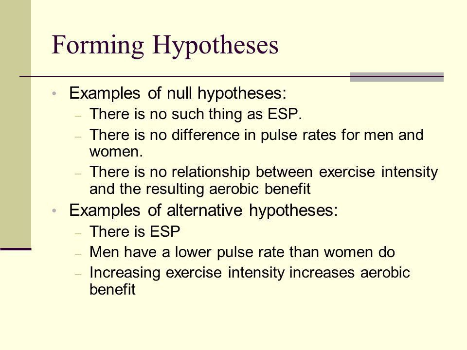 Testing Hypotheses Tuesday, October 28. Objectives: Understand the ...