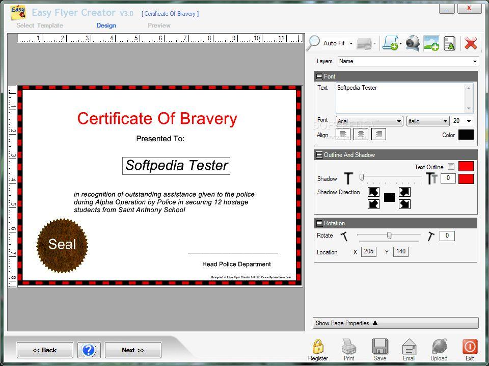 7 Best Images of Flyer Creator - Flyer Maker Online, Microsoft ...