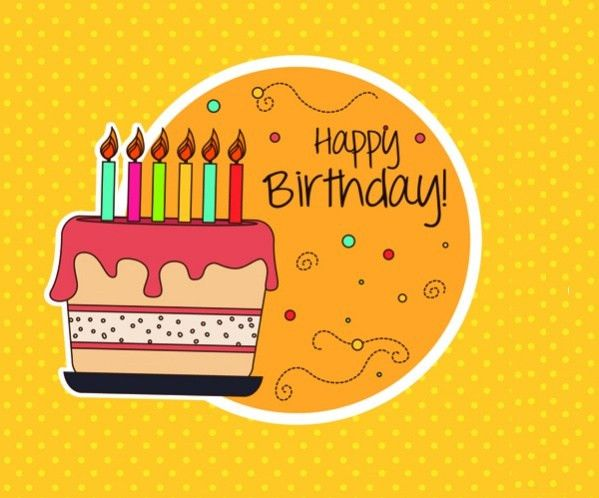 20+ Happy Birthday Cards - PSD, Vector EPS, AI Illustrator Download