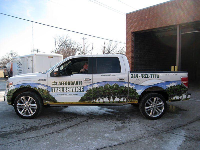 Vehicle Wraps | Mobile Graphic Design St. Louis | ADgraphix
