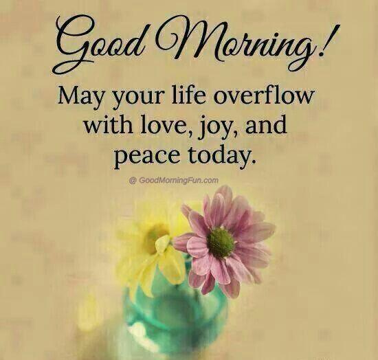 Good Morning Life is Beautiful Quotes - Good Morning Fun