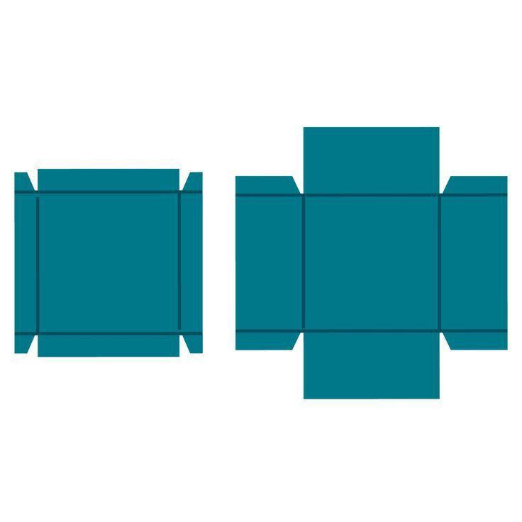 Box-Self-Closing #6 Steel-Rule Die   AccuCut Craft   papel ...