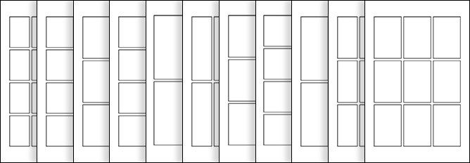 Comic Book Paper — Free Templates for Artists