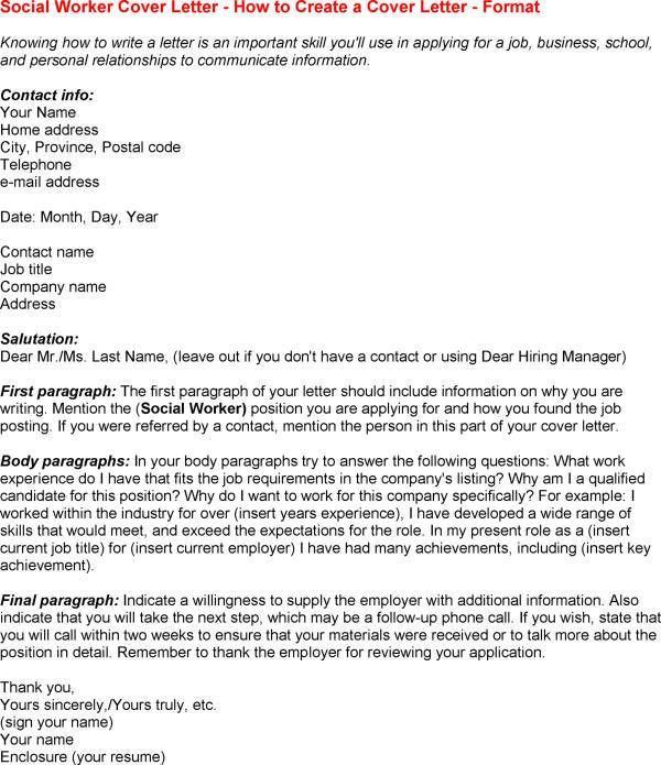 social work resume cover letter summary report template sleep free ...