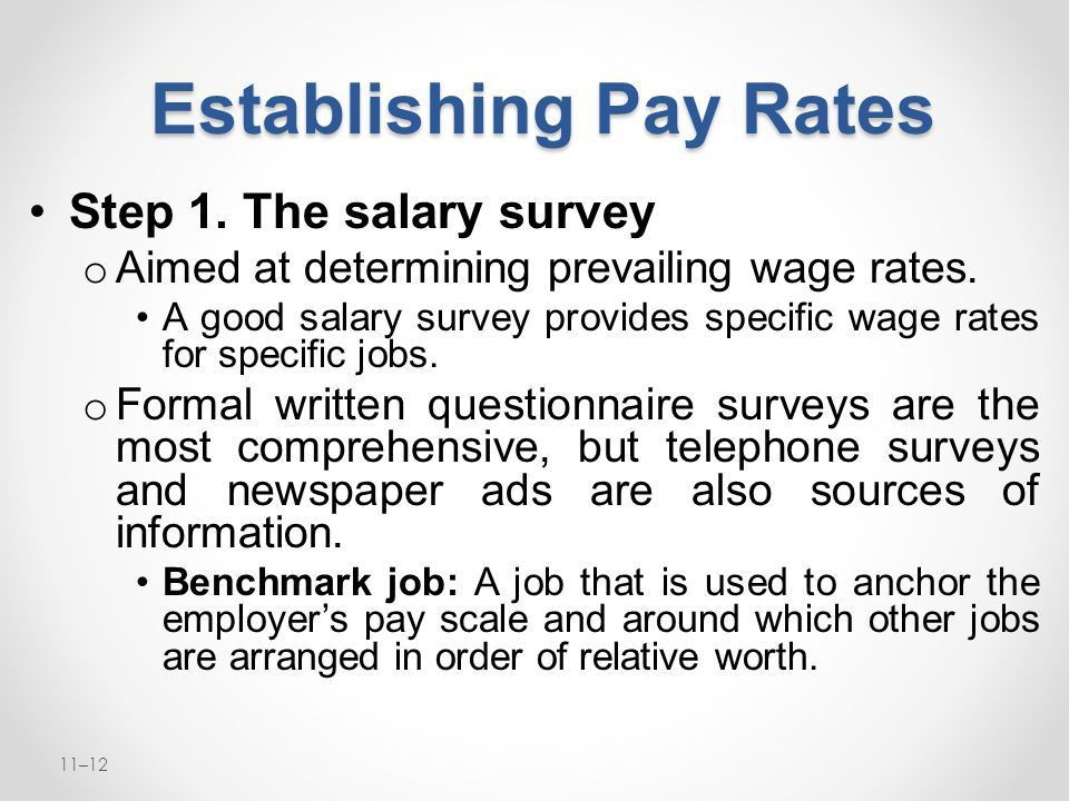 Establishing Strategic Pay Plans - ppt video online download