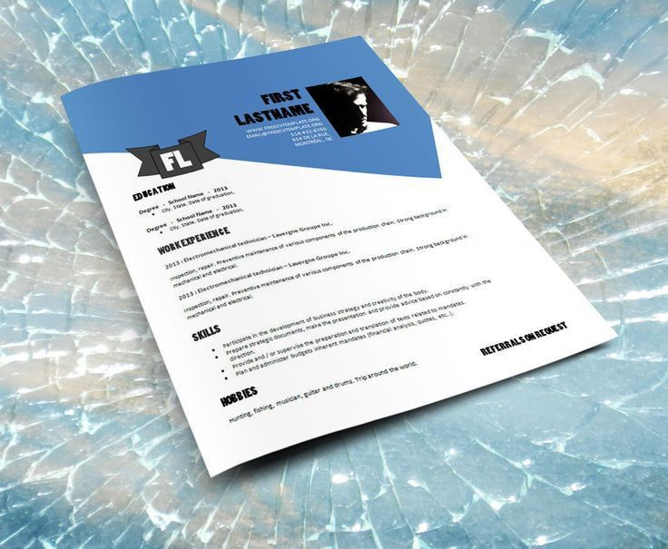 295 best ∷ CV images on Pinterest | Resume design, Resume ideas ...