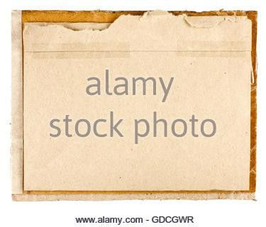 Old sepia toned historic blank paper background Stock Photo ...