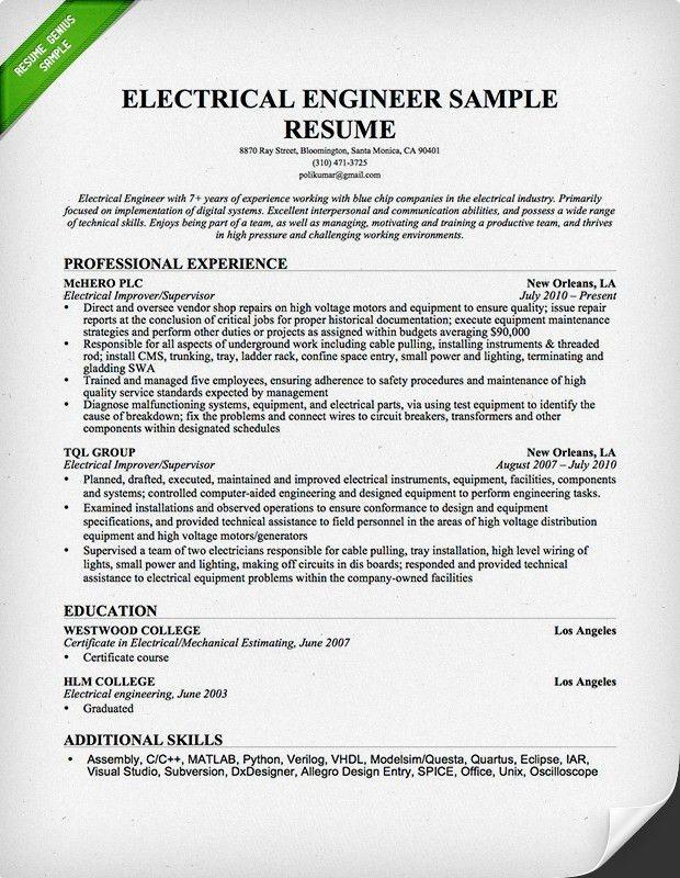 Download Genetic Engineer Sample Resume | haadyaooverbayresort.com