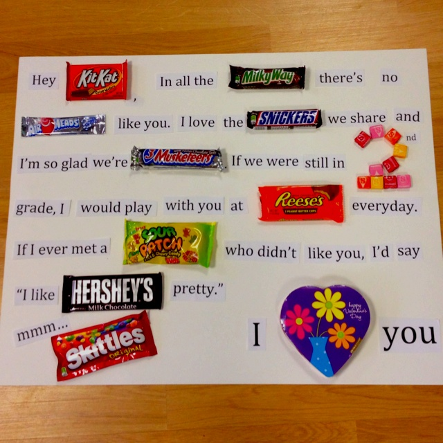 Birthday gift for the best friend fun pinterest for Best gift in valentines