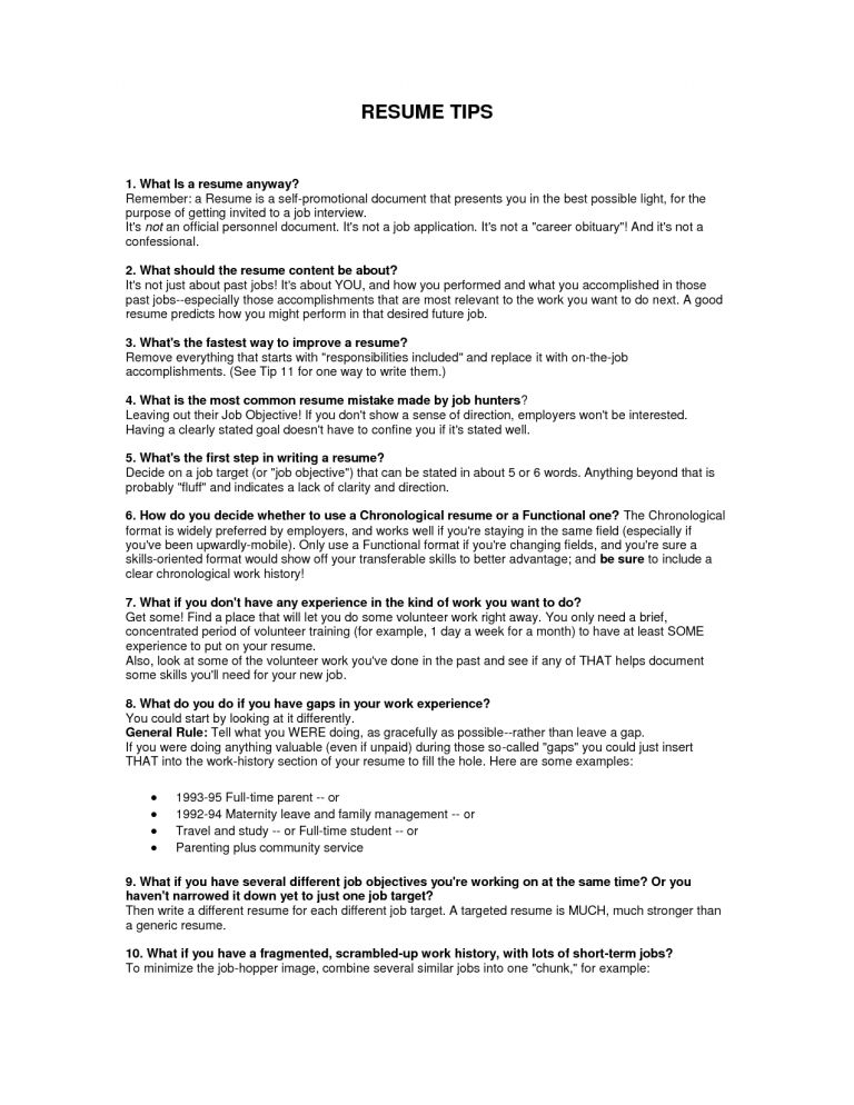Chic Idea Teenage Resume Sample 7 Part Time Job Template - Resume ...