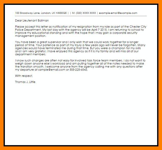 6+ resignation letter police | beverage-carts