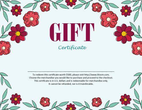 124+ Free Printable DIY Certificate Templates