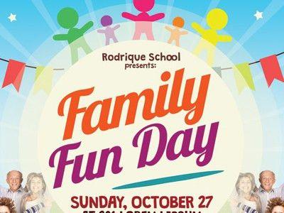 Alternative Family Fun Day Flyers by Kinzi Wij - Dribbble