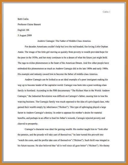 mla format works cited page | notary letter