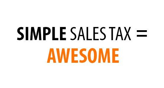 Simple Sales Tax - WooCommerce Taxes Made Easy