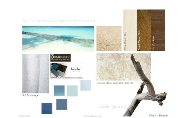 Interior Design Proposal :: Roger Downing & Partner :: BVI Architects