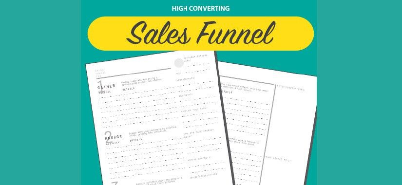 Sales Funnel Template that Works [Free Download PDF + Excel] - Yeloni