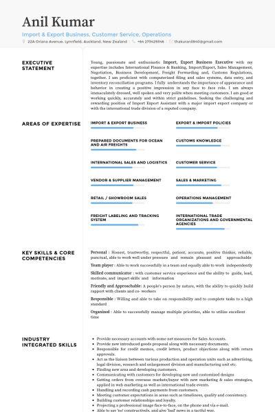 Technical Support Resume samples - VisualCV resume samples database
