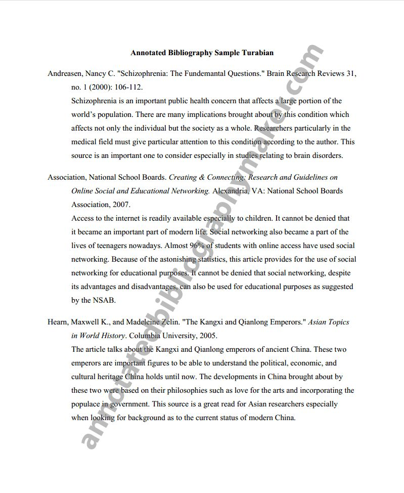 Help writing a annotated bibliography pepsiquincy.com