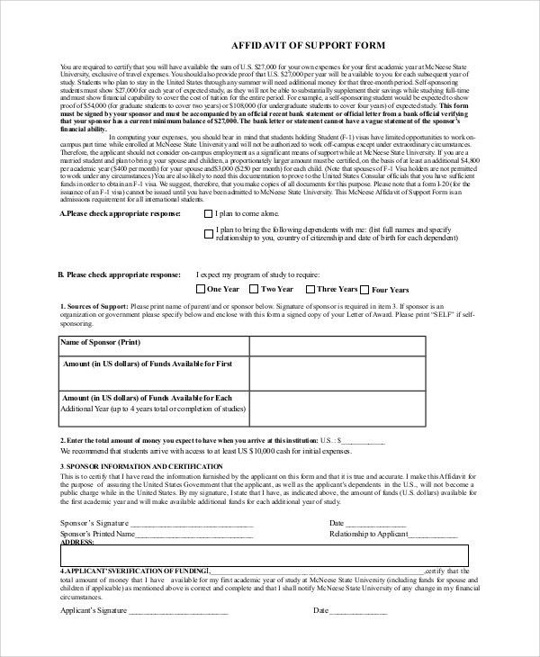 How To Make A Sponsor Form | Examples.billybullock.us