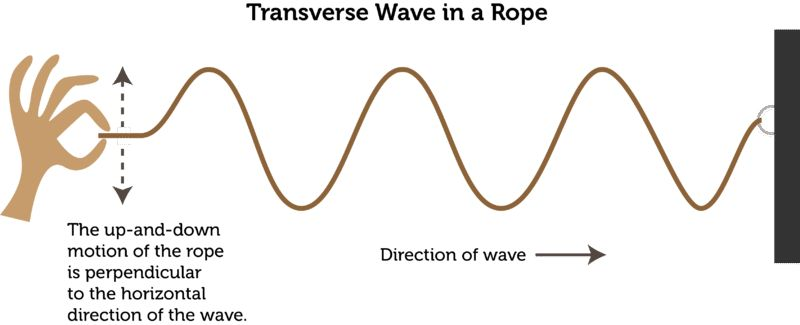 Characteristics of Waves | CK-12 Foundation