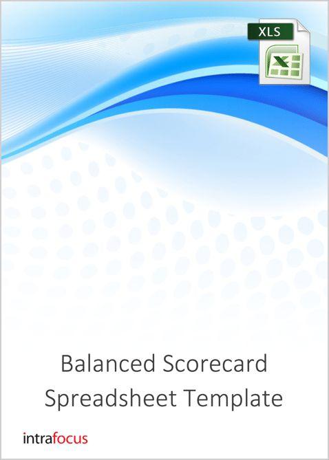 Balanced Scorecard Template Download Page - Intrafocus