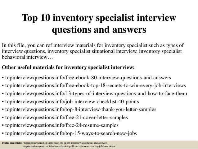 top-10-inventory-specialist -interview-questions-and-answers-1-638.jpg?cb=1427200659