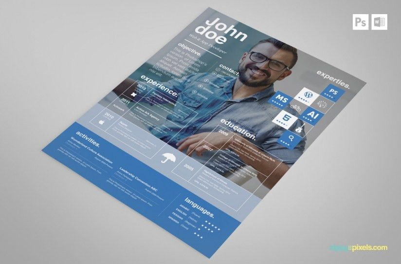 Free Cool Resume Templates. Cool Resume Templates Free: Creative ...