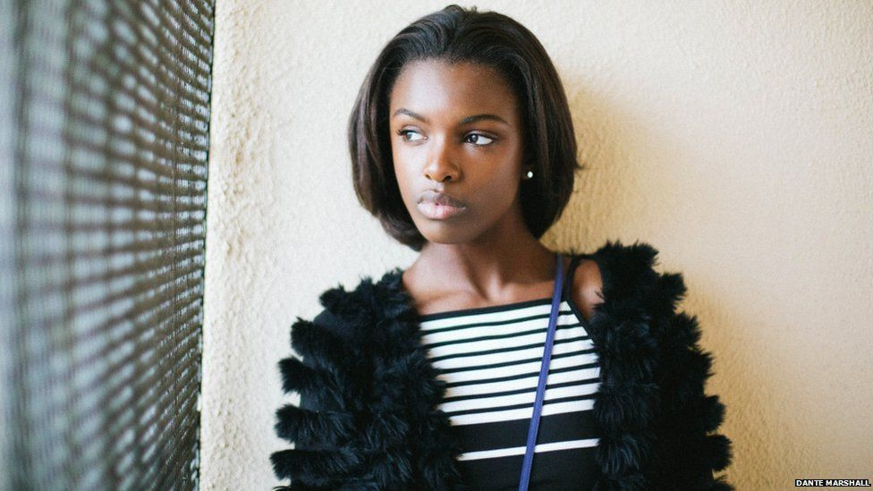 Model Leomie Anderson says the fashion world still doesn't 'accept ...