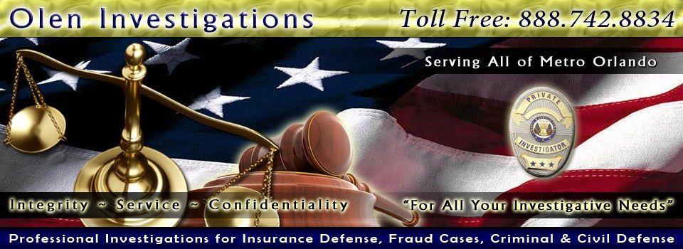 Professional Private Investigation Services - Private Investigator