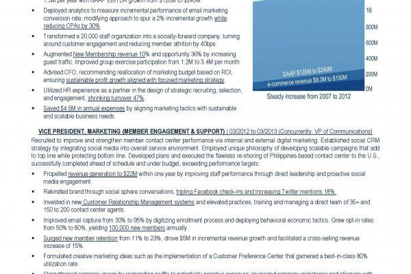 Best Executive Resume Services. cio sample resume chief ...