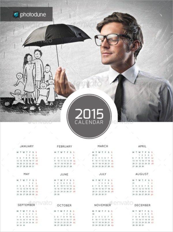 21+ Wall Calendars - PSD, Vector EPS