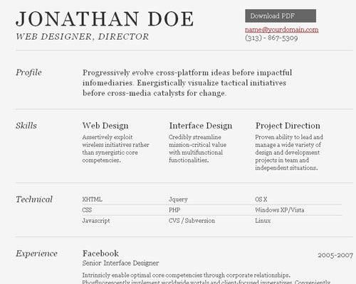 fancy design resume header template 7 resume template examples