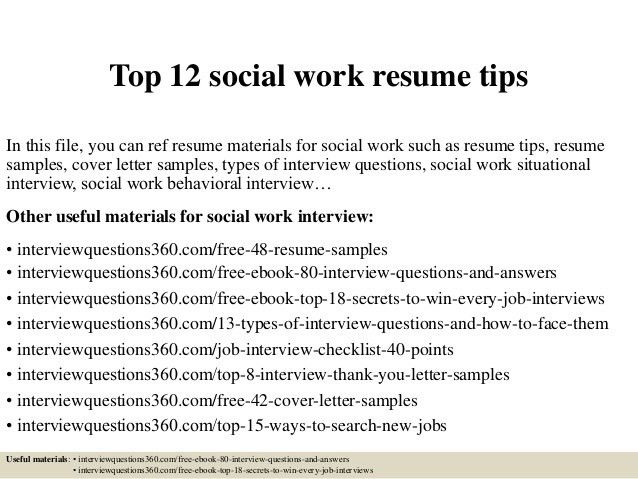 cover letter cover letter college examples of social work resumes ...