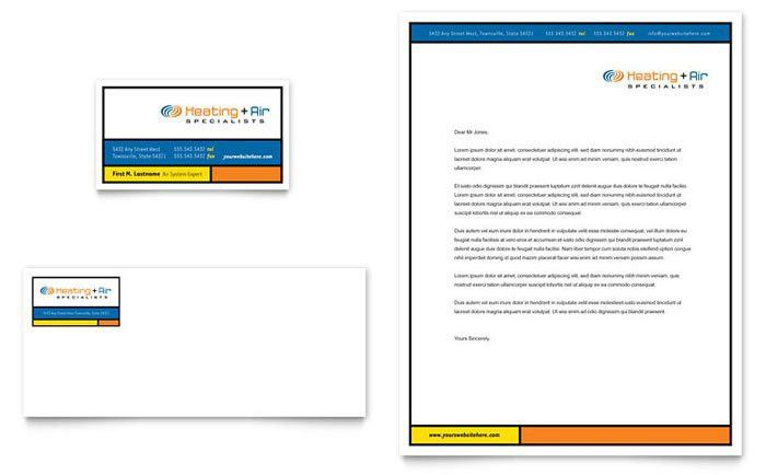 Company Letterhead Template Word | Best Template Examples