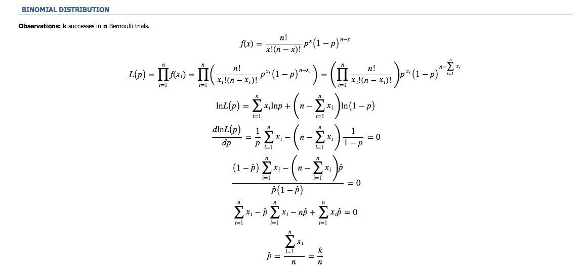 probability - Why are there multiple answers to the MLE of the ...